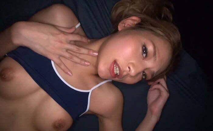 本能のまま濃厚に絡み合うハーフ美少女の痙攣絶頂4本番-007