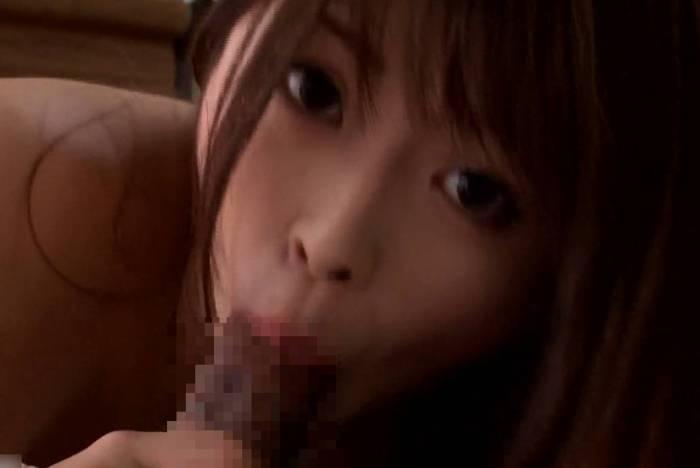 無修正AV流出「AV DEBUT あの国民的アイドルの妹 やまぐちりく」-011